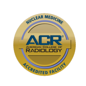 ACR Nuclear Medicine Accredited Facility ButtonImage