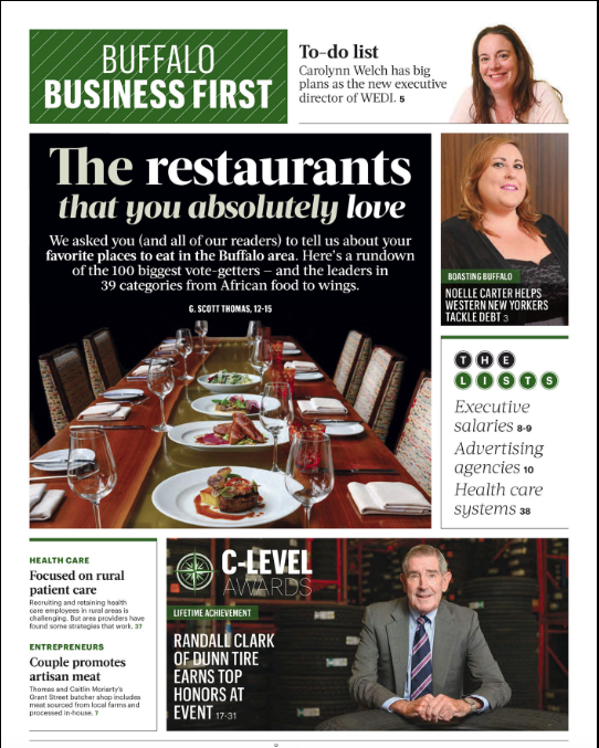 Biz First Cover