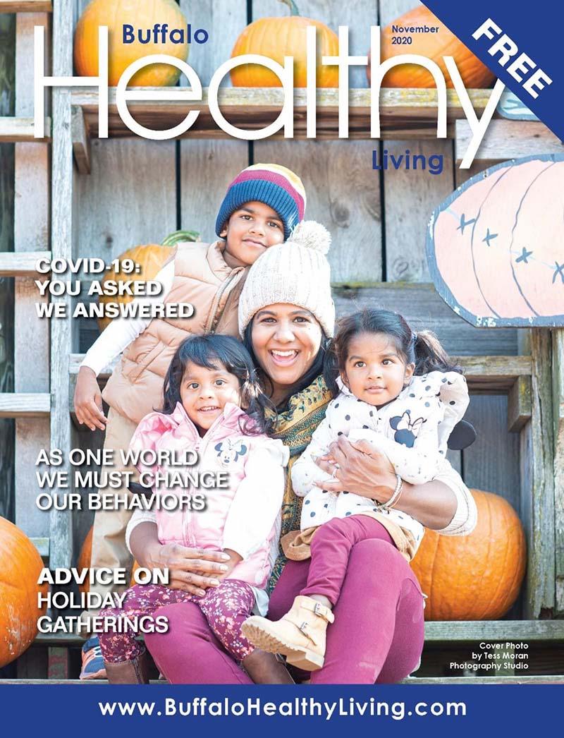 Buffalo Healthy Living November2020