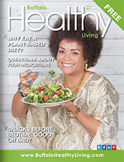 Buffalo Healthy Living Cover March 2019