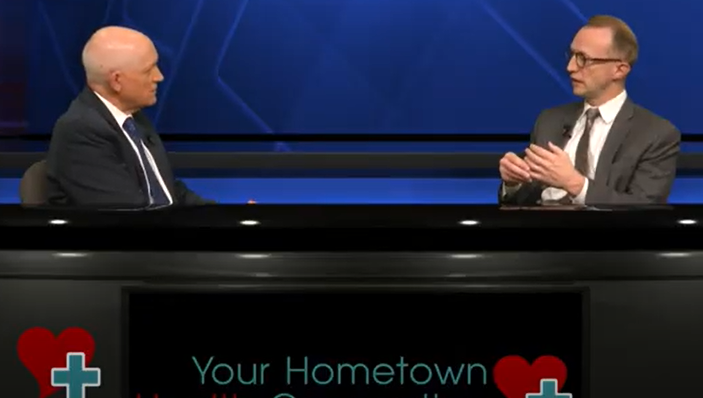 Dr. Richard Charles on Hometown Connection - 7/28/21