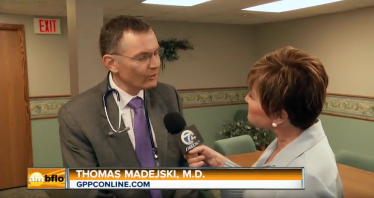 Dr. Madejski on AM Buffalo