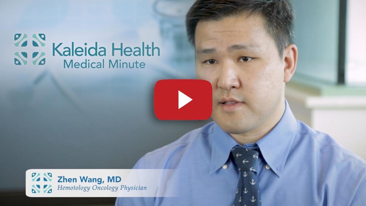 Dr. Zhen Wang ECMC Medical Minute