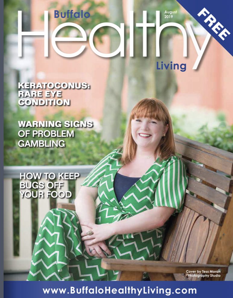 Buffalo Healthy Living Cover