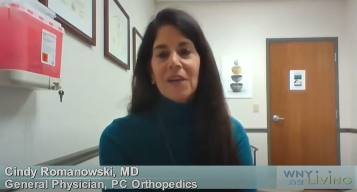 Dr. Cindy Romanowski Featured on WNY Living