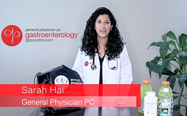 Sarah Hai Colonoscopy Video