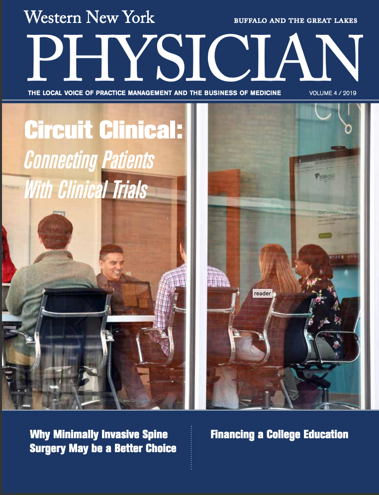 WNY Physician Cover