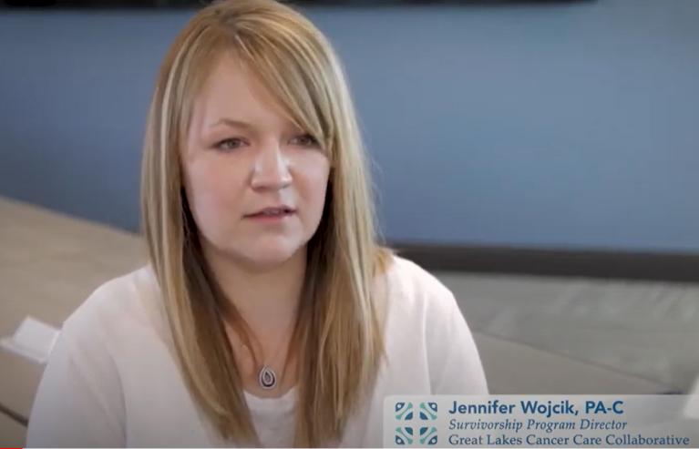 Jennifer Wojcik Medical Minute