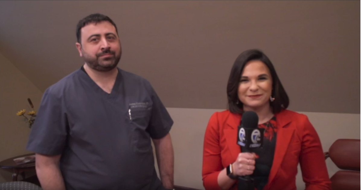 Dr. Kirakosyan on AM Buffalo