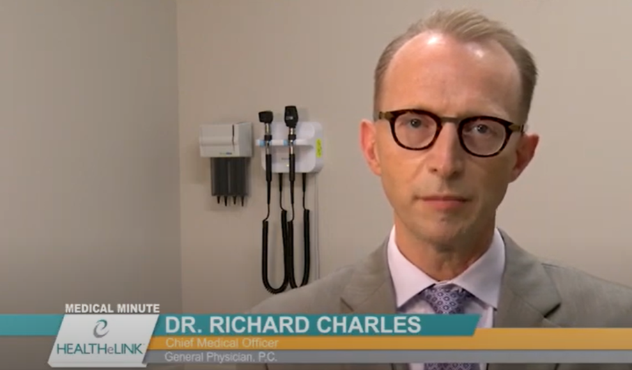 Dr. Richard Charles Medical Minute